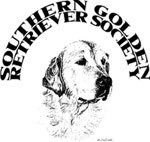 Southern Golden Retriever Society - Promotes training, showing, breeding and other activities pertaining to the Golden Retriever